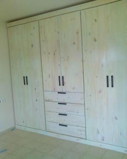 מיוחדים ארון קיר ענק מעץ מלא PP-22